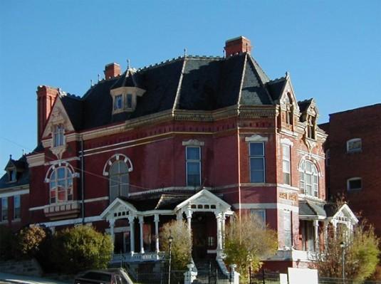 Copper King Mansion, Butte, MT