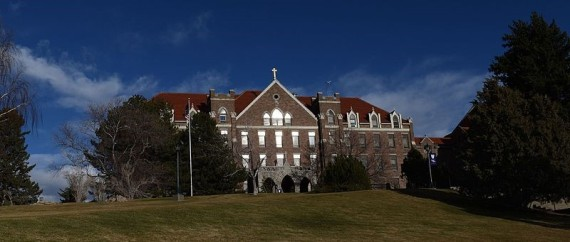 St. Charles Hall, Carroll College, Helena, MT